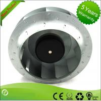 Quality Low Noise EC Centrifugal Fan Backward Curved For Air Purification wholesale