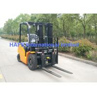 Quality 2.5T Electric Forklift Truck With Solide Tyre and Sideshift , 4.5m Lifting Height wholesale