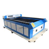 Cheap Large Advertising Sign Board Co2 Laser Engraving Cutting Machine 4*8 Feet 1300 for sale