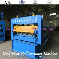 Quality Floor deck arch sheet roll forming machine wholesale