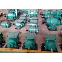 Quality 90 Degree Reduction Gearbox Worm Gear Reduction Gearbox Three Circle Type wholesale