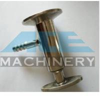 Quality SS304 SS316L High Quality Stainless Steel Sanitary Asepticsampling Valve Clamped Sample Valve  Milk Clamp Sample Valve wholesale