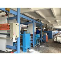 Quality Various Textile Back UV Coating Equipment  / Powder Coating Machine Frequency Control wholesale