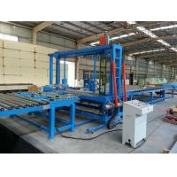 Buy cheap Polyurethane Foam Block Cutting Machine with Knife Belt Type / Saw Toothed Type from wholesalers