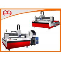 China Closed Loop Controller CNC Fiber Laser Cutter , CNC Laser Cutting Machine For Stainless Steel on sale