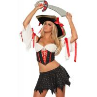 Quality Pirate Costumes Wholesale Marauder Pirate Costume Wholesale from Manufacturer Directly carnival Costumes wholesale