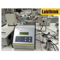 Quality TQD-G1 Package Testing Equipment Air Permeability Tester For Textiles / Fabrics wholesale