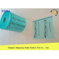 Quality Buffering Void-fill High Performance PE Air Packing Clear Blue Customized printing Film wholesale