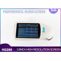 Quality 3NH Professional Patch Gloss Level Meter 20 60 85 Degree Gloss meters HG268 0-1000GU PC Software wholesale