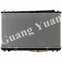 Quality Anti Rust Aluminum Car Radiators , 2000 - 2004 TOYOTA Avalon Radiator OEM 16400-0A170/0A180 DPI 2325 wholesale