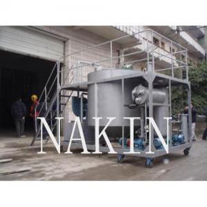 Quality JZC Waste Oil purifier,oil Regeneration Oil Pyrolysis  System wholesale