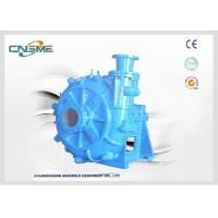 Quality High Head ZJ Slurry Pump Slurry Pump For Coal Tailings From A Thickener Underflow wholesale