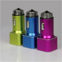 Quality Lightweight E Cig Car Charger , Smartphones 2 Port USB Car Charger wholesale