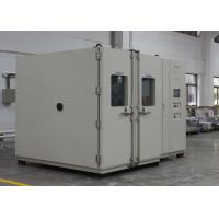 Buy cheap Walk-in Modular Laboratory Test Equipment / Accelerated Aging Test Burn In Room from wholesalers