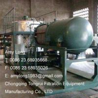 China NRY waste oil recycling plant, used engine oil purifier, motor oil recycling plant, motor oil purifi on sale