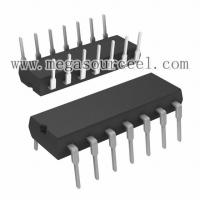 China Integrated Circuit Chip TC74HC08AP - Toshiba Semiconductor - QUAD 2-INPUT AND GATE on sale