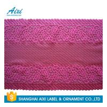 Buy cheap White Guipure Lingerie Lace / Dresses Guipure Lace / Guipure Chemical Lace from wholesalers