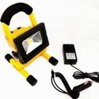 Quality Battery powered 4-5hrs Working Time LED Flood Lights Outdoor IP65 wholesale