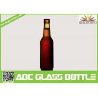 Quality 330ml Long Neck Glass beer bottles wholesales, Amber glass beer bottle wholesale