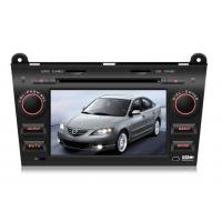 Quality WINCE 6.0 DVD GPS Car Navigation System For MAZDA 3 2006 - 2009 wholesale