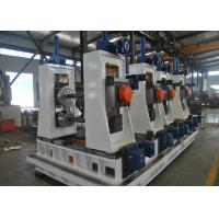 Quality High Frequency Square Tube Mill , Carbon Steel Welded Pipe Production Line wholesale
