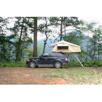 Quality Durable 4 Person Roof Top Camper Tent , Pop Up Tents That Go On Top Of Trucks wholesale