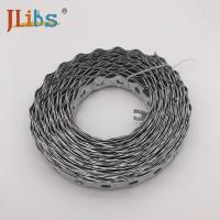 Quality Professional Perforated Metal Fixing Band For Hanging Pipes , All Round Fixing Band wholesale