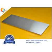 China Titanium Plate Sputtering Targets High Purity For Semiconductor Chips on sale