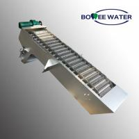 Buy cheap Stainless Steel Wastewater Fine Screens Welded Strcture Heavy Duty High Strength from wholesalers