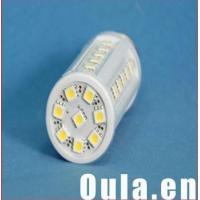 Quality Aluminum Plate 220 - 240V Corn LED Bulb 10W With Chi Mei Chip 10 * 23 5050 SMD wholesale