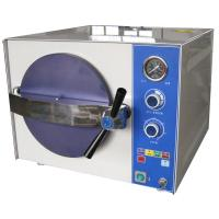 China Automatic Desktop Autoclave Steam Sterilizer For Ophthalmic / Tattoo 20L on sale