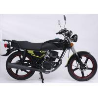Buy cheap Air Cooling CMOTO Brand Custom 125cc Motorbikes Sturdy Frame Structure from wholesalers