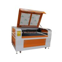 Quality 1390 Size Co2 Laser Engraving Cutting Machine with Reci S2 Tube Double Working Table wholesale