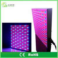 Quality Indoor Greenhouse LED Grow Panel Light 45W For Flowers / Plastic Material wholesale