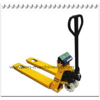 China Pallet Jack with Hand Carts Trolleys with Material Handling Equipment on sale