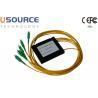 Buy cheap Gpon Optic Fiber Splitter Fiber 1x2 Spliter PLC 1x4 1x8 1x16 1x32 PLC 1x8 from wholesalers