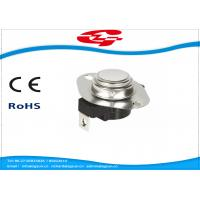 Quality 25A Big Current Electric Heater Snap Disc Thermostat Bakelite Overheating Protection wholesale