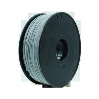 Cheap Grey High Strength 3d Printer filament 1.75mm / ABS Plastic Filament for sale