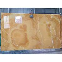 Cheap Orange Onyx Tile And Slab Marble Style Tiles For Luxury Building Interior for sale