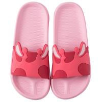 Quality EVA Sole Indoor Kids Sandals Flip Flops Bathroom Slipper Slip Resistant wholesale