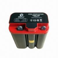 China Factory Supply Good Quality Motor 12V 5.5Ah Spiral Battery, Enough Power and Energy-saving on sale