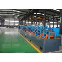 Quality Fully Automation High Precision ERW Tube Mill Machine / Tube Rolling Equipment wholesale