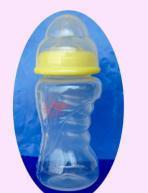China PP feeding bottles on sale