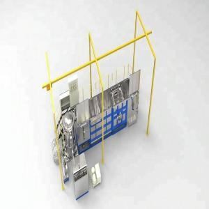 Quality Aluminum Castings Vacuum Pressure Impregnation Equipment Max Dia 1500 mm wholesale