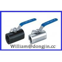 China Ball Valve With Internal Thread on sale