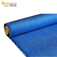 China Acrylic Coated Fiberglass Fabrics Heat Resistant Cloth For Fireproof & Welding Protection & Hullboard on sale