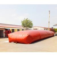 Quality Double Membrane Biogas Storage Tank Flexible Above Ground Storage Tank For Cooking Fuel wholesale