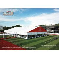 China 40X60M Durable Aluminum Frame Outdoor Event Tents For 5000 People Graduation Ceremony on sale