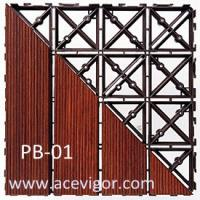 Quality PB-01 Decking Tiles Plastic Base wholesale