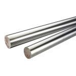 China Hard Chrome Plating Piston Rod Hard Chrome Plating Polish Chrome Bar for sale